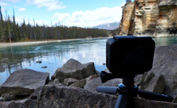 Filmen mit der GoPro