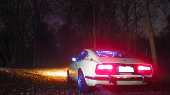 Auto beleuchtet mit Lume Cube 4