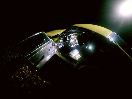 Auto beleuchtet mit Lume Cube 2