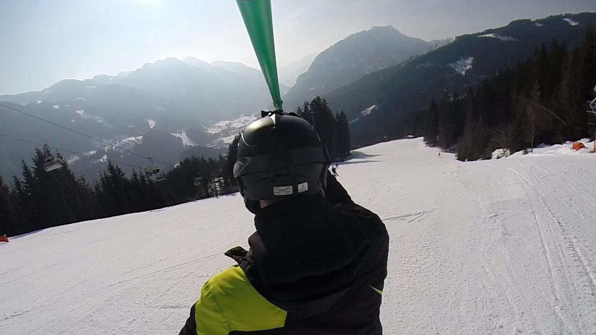 GoPro Helmbefestigung