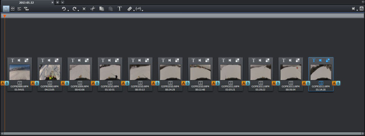 Storyboard-Modus