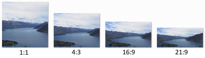 Format Vergleich