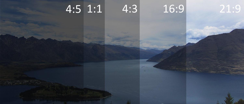 Video Seitenverhältnis