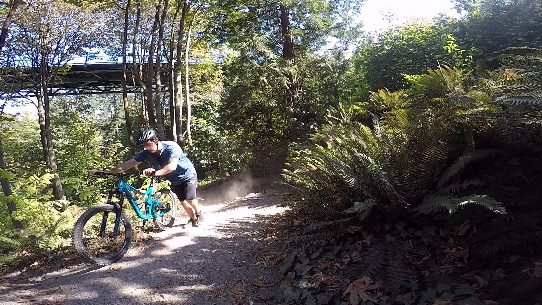 GoPro Fahrrad